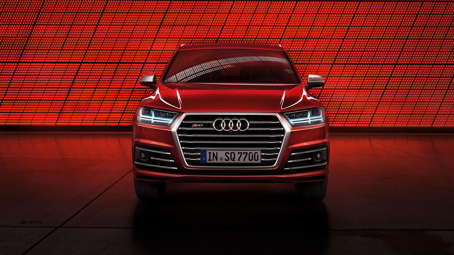 Sichern Sie sich jetzt den Audi SQ7 für Gewerbekunden bei Tiemeyer!