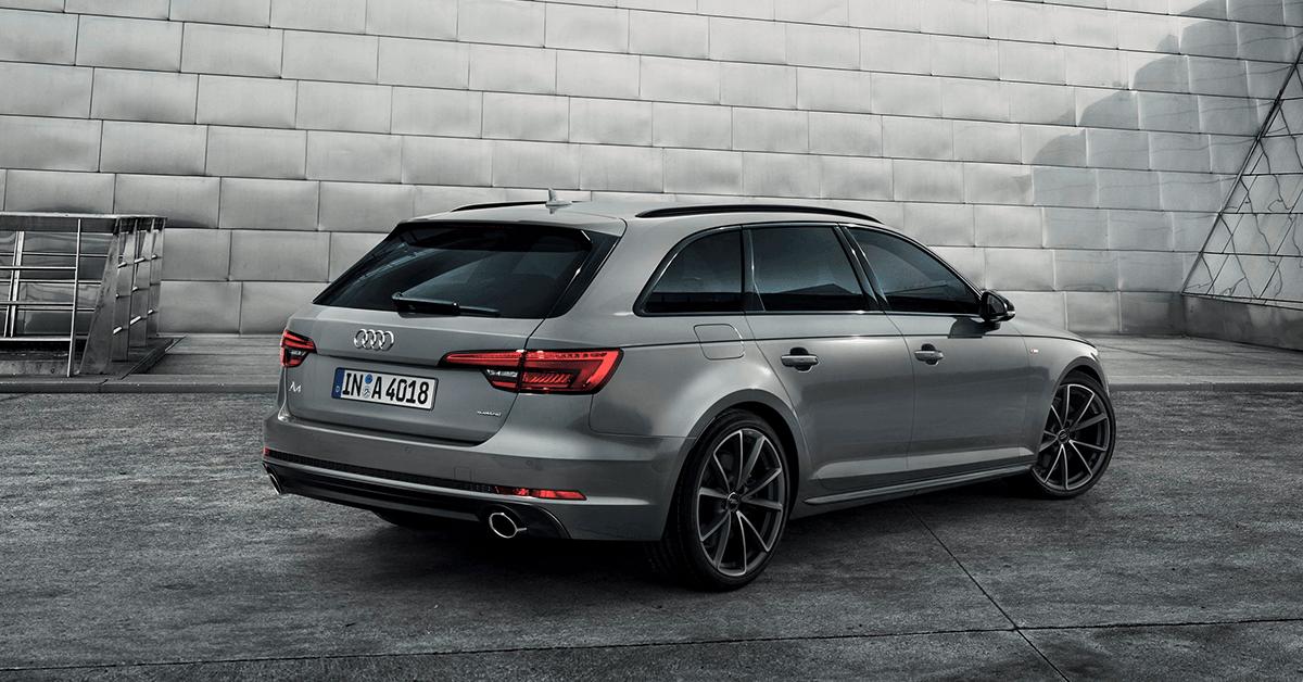 Audi A4 Limousine bei Tiemeyer