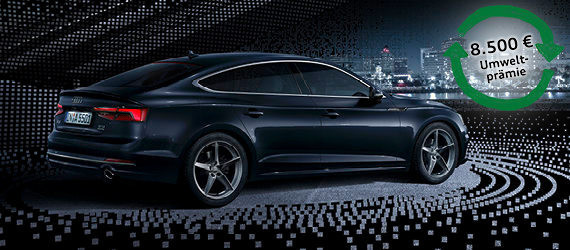 Der Audi A5 Sportback Ab 239 00 Mtl Tiemeyer Gruppe