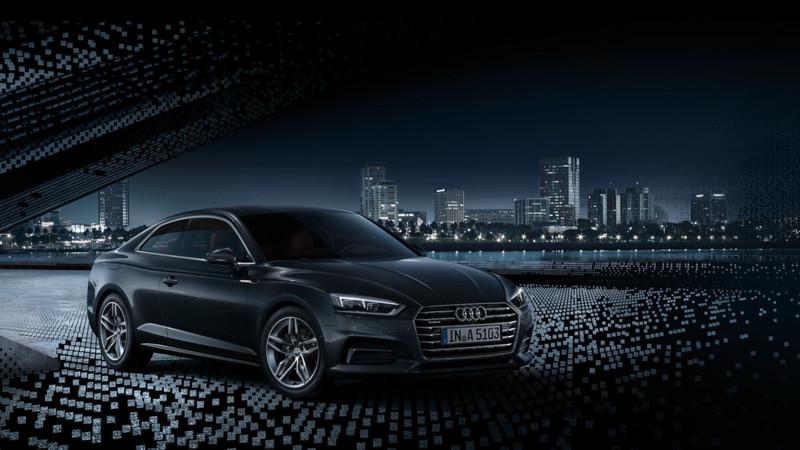 Den Audi A5 als Sportback bei Tiemeyer für Ihr Gewerbe leasen.