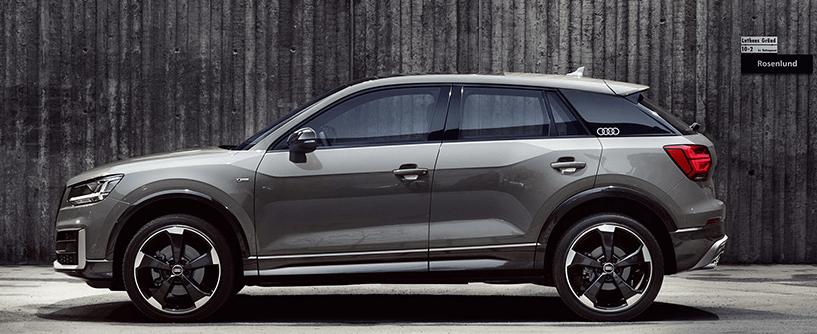 Audi Q2 bei Tiemeyer
