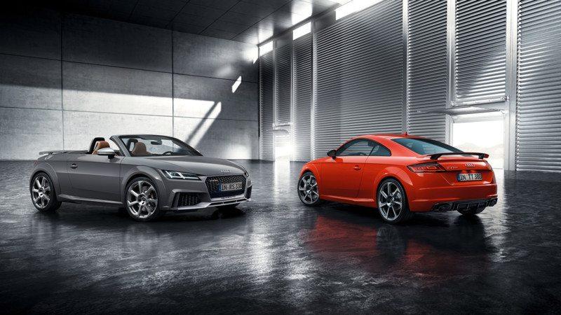 Audi TT RS, jetzt leasen!