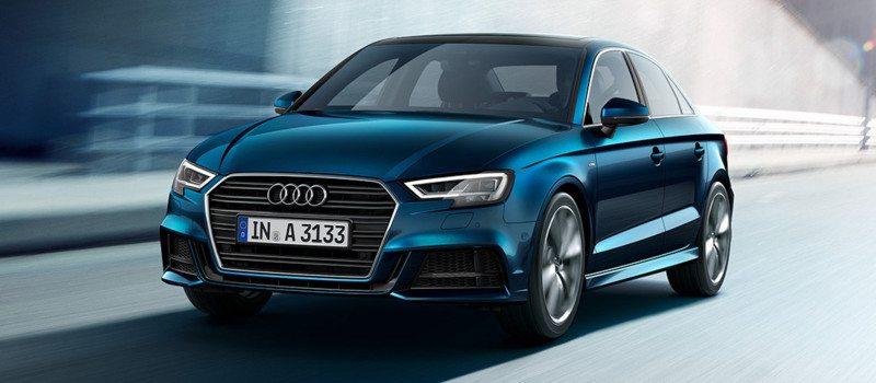 Audi A3 Limousine Rate 329 Euro Privatkunden Finanzierungsangebot