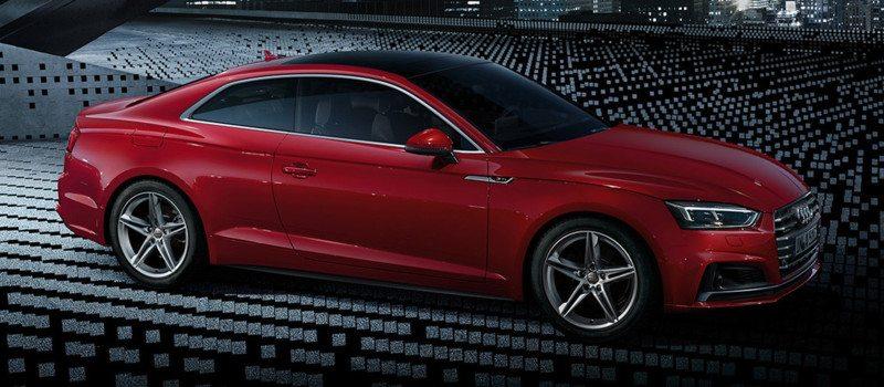 Audi a5 coupé Rate 439 euro privat leasingangebot
