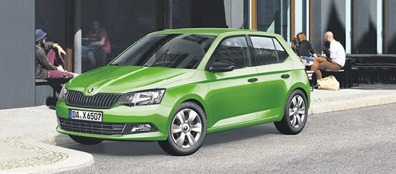 Skoda Fabia Rate 99 Euro Privatkundenleasingangebot