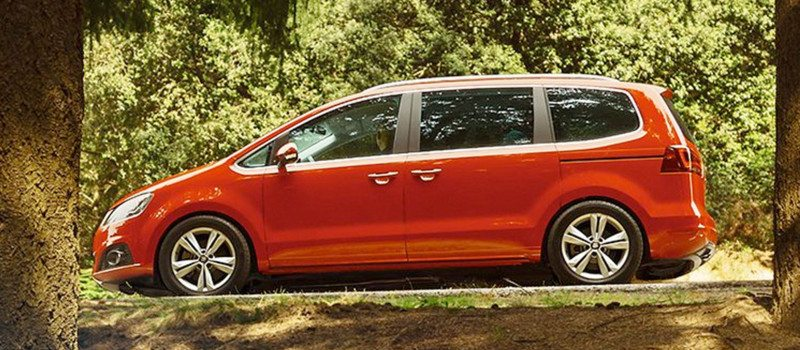 der seat alhambra style rate 319 euro privat leasing
