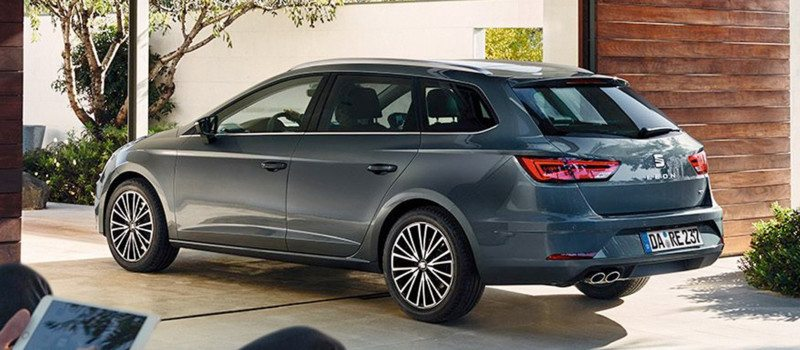 der seat leon ST rate 279 euro privat leasing