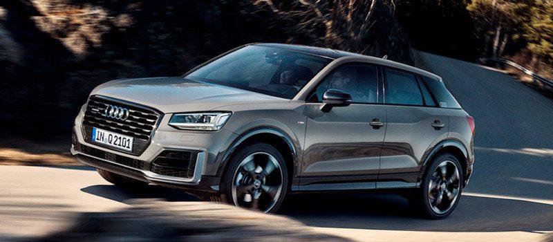Audi q2 rate 259 euro privatkunden finanzierungsangebot
