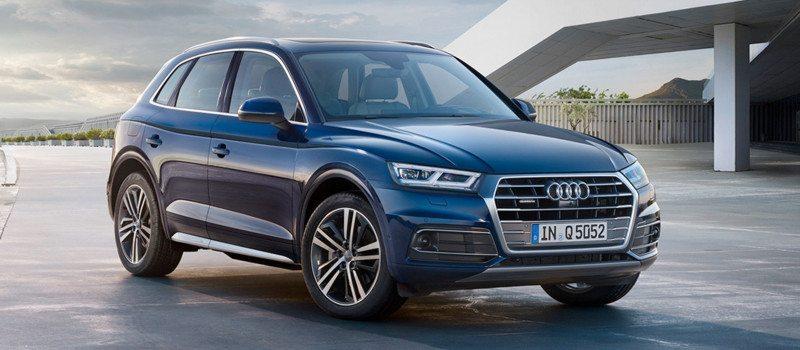 Audi Q5 Rate 449 euro gewerbe leasing