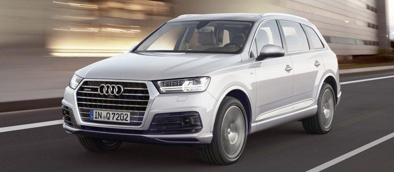 Audi q7 quattro gewerbe leasingangebot rate 519 euro