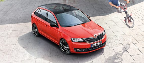 Skoda Rapid Spaceback Rate 139 Euro Privatkundenleasingangebot