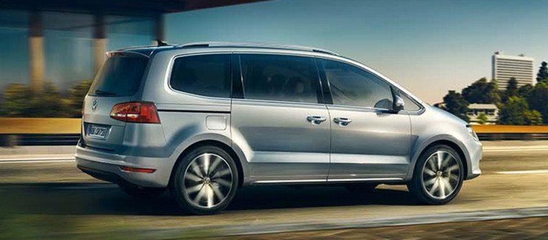 VW Sharan 299 Euro Privatkundenleasing Tiemeyer