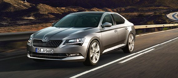 Skoda Superb Rate 269 Euro Privatkundenleasingangebot
