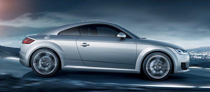 Audi TT Coupé Rate 399 Euro Privat Finanzierungsangebot