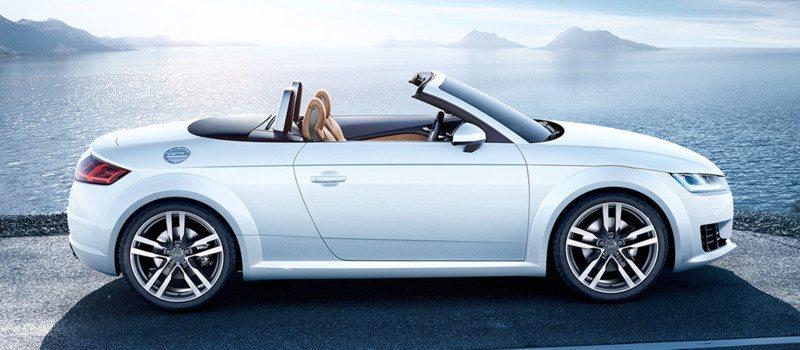 Audi tt roadster rate 419 euro privat finanzierungsangebot