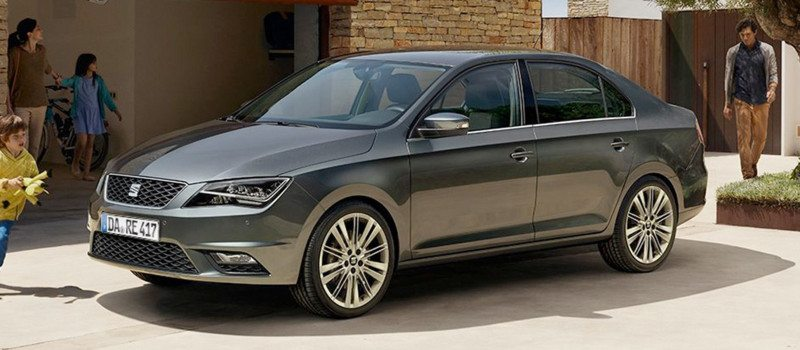 Seat toledo reference rate 194 eurp privat leasing