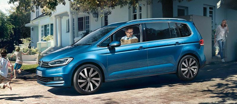 VW Touran 249 Euro Privatleasing Tiemeyer