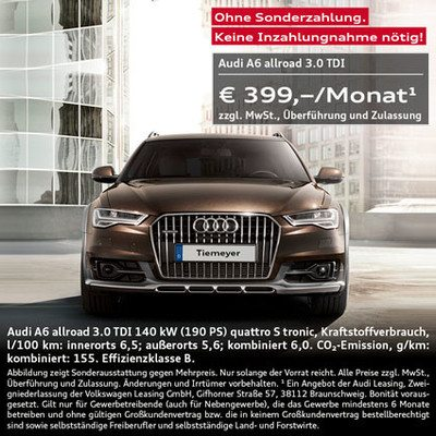Der Audi A6 Allroad
