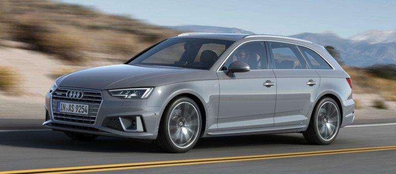 Der Audi A4 Avant Tiemeyer Gruppe