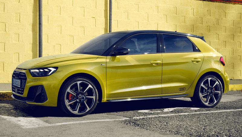Der neue Audi A1 bei Tiemeyer.