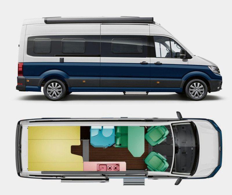 VW California Xxl >> Der neue Grand California. - Tiemeyer Gruppe
